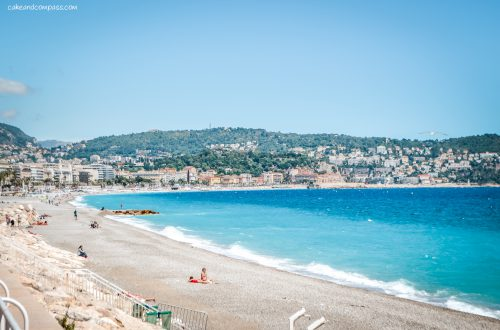 Nizza-Beach