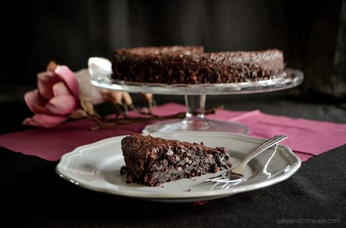 Brownie-cake-vegan
