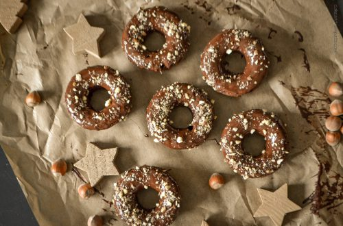 Donuts-backen