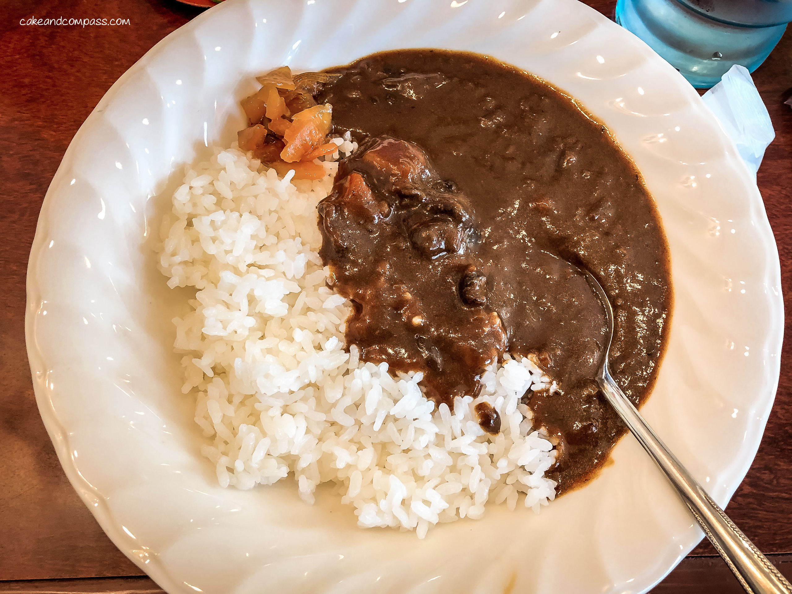 Japanese Food in Himeji - Japanisches Curry